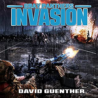 Gray Panthers Invasion cover art