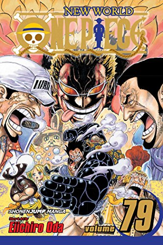 One Piece, Vol. 79, 79: Lucy!!
