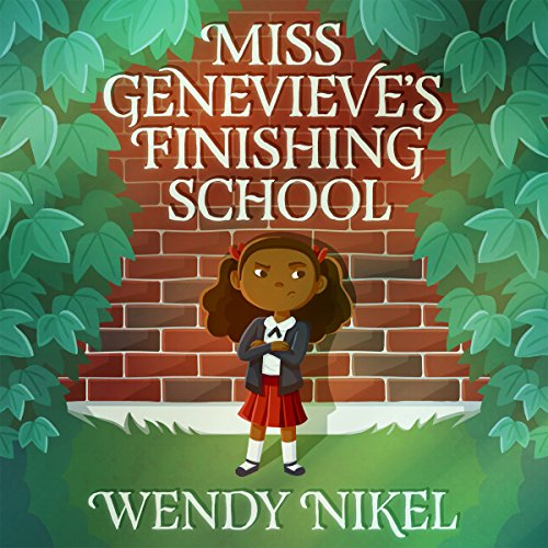Miss Genevieve's Finishing School audiobook cover art