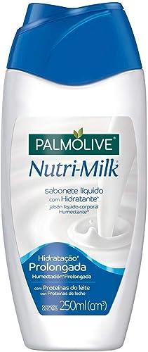 Sabonete Líquido Palmolive Nutri-Milk Hidratante 250Ml