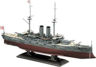 Hasegawa HAZ21 1:350 Scale IJN Battleship Mikasa Battle of The Japan Sea Model Kit