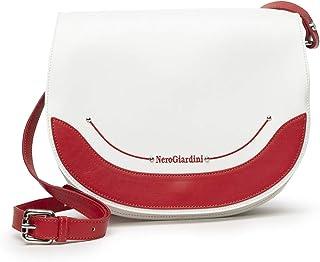 Nero Giardini P945021D Borsa A Tracolla Da Donna In Materiale Tecnico - PZ
