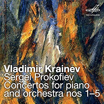 Prokofiev: Concertos for Piano and Orchestra Nos. 1-5