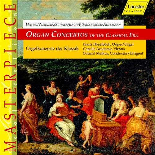 Keyboard Concerto in F Major, Op. 13, No. 3, W. C64: Concerto Rondo for Organ and strings in F Major, Op. 17, No. 3
