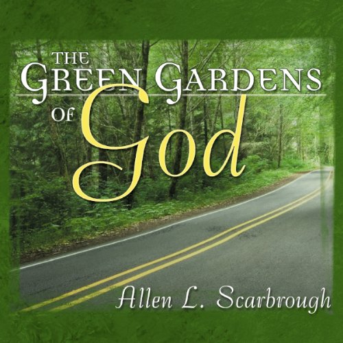 The Green Gardens of God audiobook cover art