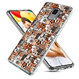 Samsung Galaxy S9 Case,CHICHIC Slim Flexible Soft TPU Silicone Protective Phone Case Cover with Cute Art Design for Samsung Galaxy S9,Cute Cartoon Animal Brown Dogs and Cats Smile pet