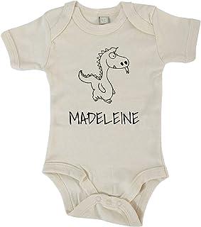 JOllify JOllipets Baby Strampler - MADELEINE - 100% BIO - Variante: Tiere Zoo