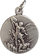 Medalla de San Miguel Arcángel - Las medallas de Los Patronos