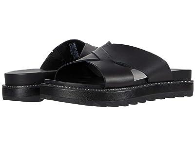 SOREL Roamingtm Crisscross Slide (Black) Women