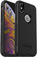 OtterBox Commuter Series Case for iPhone XS & iPhone X [5.8 inches]- Frustration Free Packaging - Black