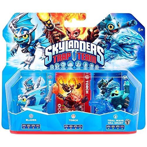 Skylanders: Trap Team - Triple Single 2