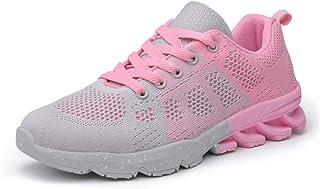 XL_nsxiezi Calzado Deportivo de Mujer Zapatos para Correr
