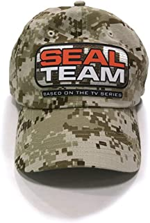cbs seal team hats