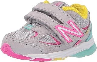Kids' 888 V2 Hook and Loop Running Shoe