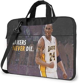 2020 Kobe-Bryant Number 24 Laptop Computer Shoulder Bag Carrying Case 14 Inch