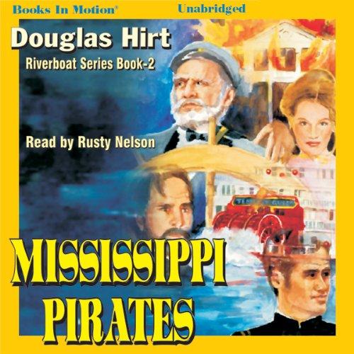 Couverture de Mississippi Pirates