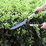 WINSLOW & ROSS Hedge Trimmer, Garden Shears Labor-Saving with Sharp Blade and Soft Rubberized Non-Slip Ergonomic Handle - Premium Garden Scissors for Tree Branch Cutter -21