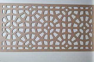 LaserKris - Rejilla para radiador (4 x 2) C3