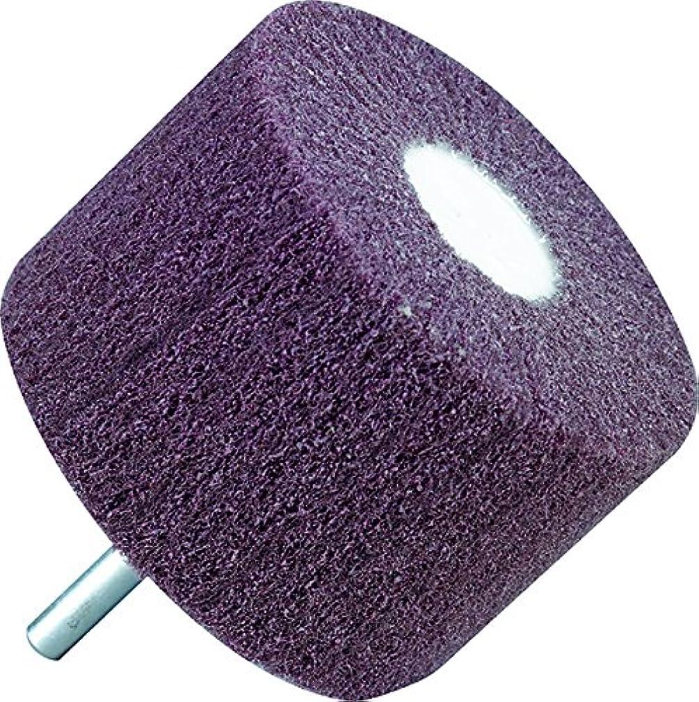 United Abrasives-SAIT 77806 Non-Woven Flap Wheel, 3x2x1/4, Medium, 5 Per Box