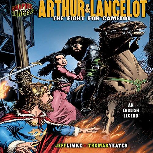 Arthur & Lancelot copertina