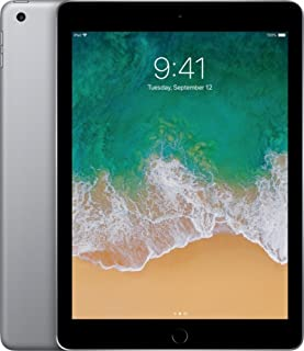 Apple iPad 9.7-inch Retina Display with WIFI, 32GB, Touch...