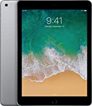 New 2017 Model Apple iPad 9.7-inch Retina Display with WIFI, 32GB, Touch ID (Space Gray) (Renewed)