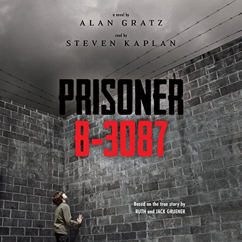 Prisoner B-3087 audiobook cover art