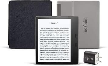 Kindle Oasis (Previous Generation - 9th) Essentials Bundle including Kindle Oasis 7