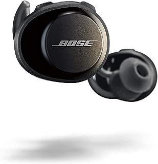 Bose SoundSport Free Truly Wireless Bluetooth Headphones, Black