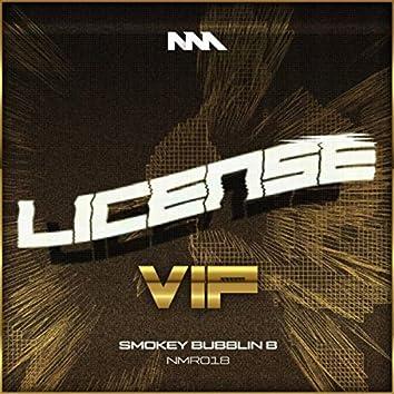 License VIPs