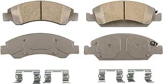 Wagner ThermoQuiet QC1363 Ceramic Disc Brake Pad Set