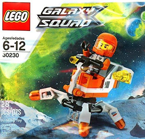 LEGO Galaxy Squad Mini Mech - Juegos de construcción (Cualquier género, Multi)