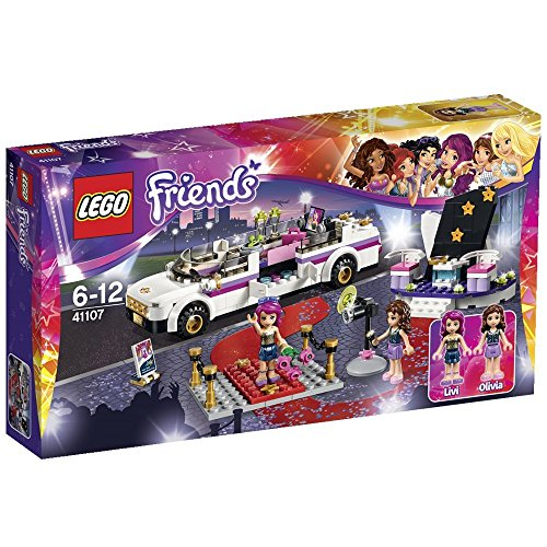 LEGO Friends - Pop Star: Limusina - 41107