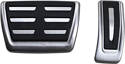AutoBig Pedal Cover for Audi New Q5 Q7 A4 B9 A5 Accessories Gas Accelerator Pad Cap