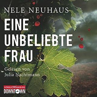 Eine unbeliebte Frau     Bodenstein & Kirchhoff 1              By:                                                                                                                                 Nele Neuhaus                               Narrated by:                                                                                                                                 Julia Nachtmann                      Length: 7 hrs and 27 mins     1 rating     Overall 5.0