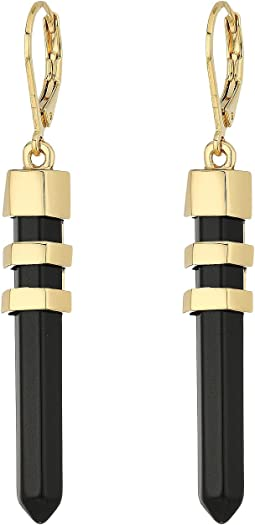 Vince Camuto Bullet Drop Earrings