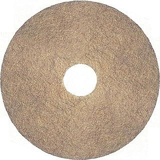 3M ナチュラルブレンドタンパッド(タン&ナチュラルファイバー) 17インチ(432mm) 5枚セット