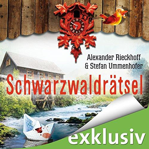 Schwarzwaldrätsel audiobook cover art