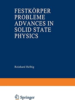 Advances in Solid State Physics / Festkorperprobleme
