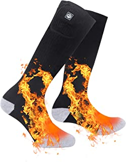 lenz heated socks battery