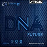 STIGA Unisex's DNA Future M, Red, 2.1 Table Tennis Rubber, 2,1 mm