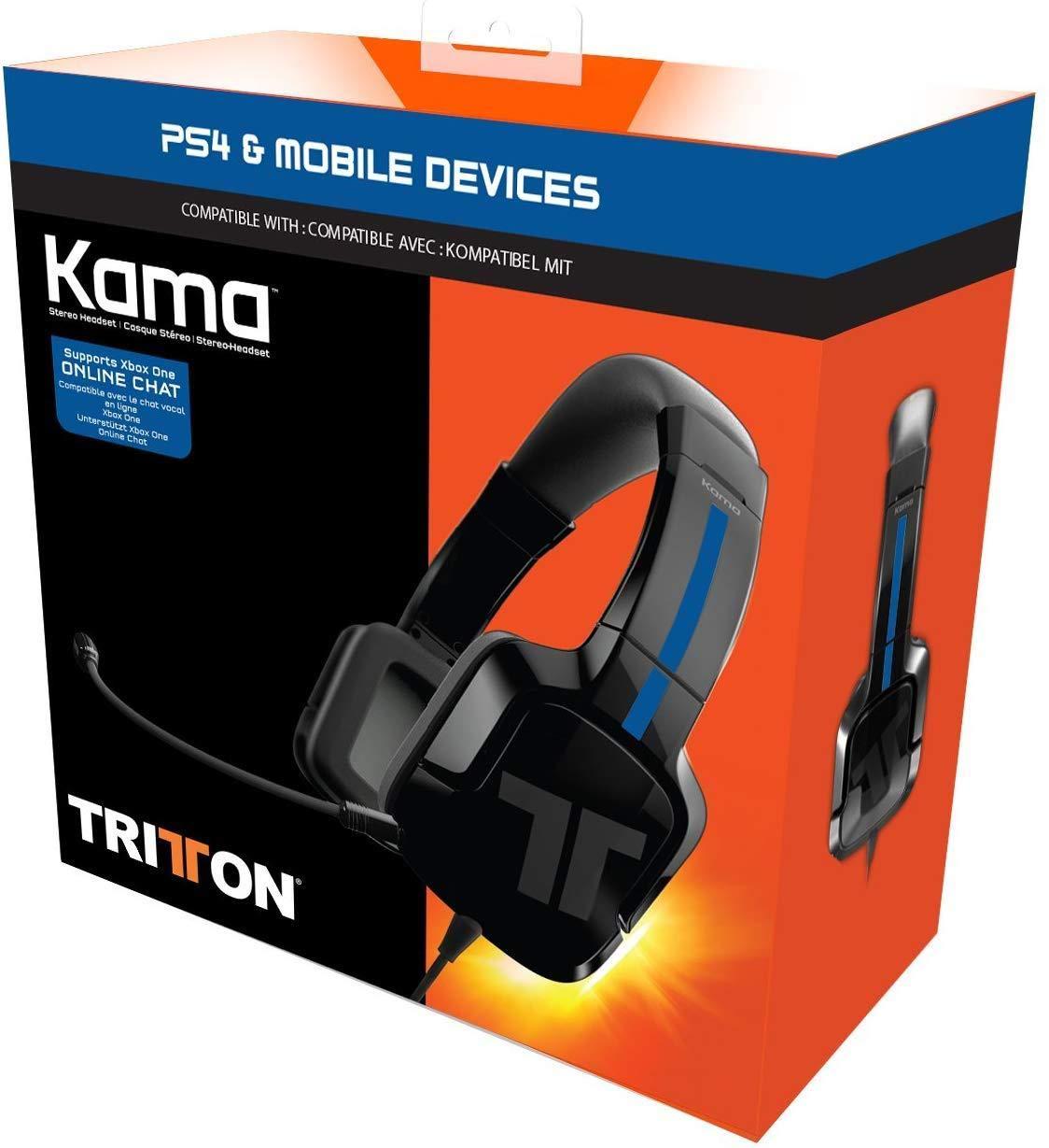Tritton Kama - Auriculares estéreo de diadema cerrados , color ...