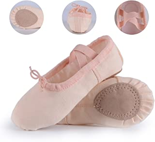 b983d2549266 Ballet Shoes for Girls Toddlers Kids