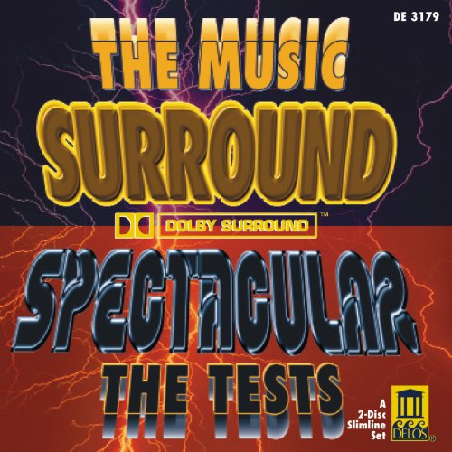 Music Surround Spectacular-The Tests