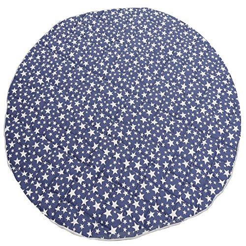 Tappeto per bambini STELLE Abitare kids Blue jeans