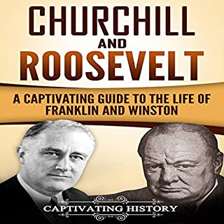Churchill and Roosevelt cover art