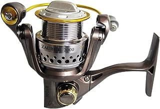 DBFISHINGREEL Ryobi Reel Wire Cup CNC Rocker Zhabo Full Metal Tipo 2000 Spinning Wheel Tipo Embarcación de Pesca Drag Fiber Drag para Live Liner Bait Fishing