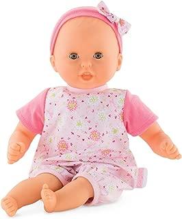 Corolle Mon Premier Poupon Bebe Calin - Loving & Mélodies - Interactive Talking Toy Baby Doll