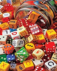 Lucky Roll 1000 Piece Jigsaw Puzzle