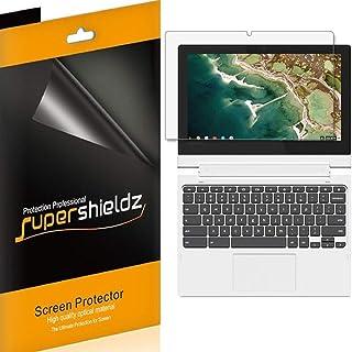 Supershieldz (3 Pack) for Lenovo Chromebook C330 11.6 inch Screen Protector, 0.23mm, Anti Glare and Anti Fingerprint (Matt...
